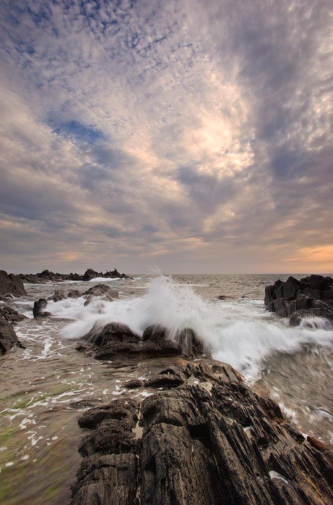 Залив Восток, Японское море Майские картинки, природа, фото