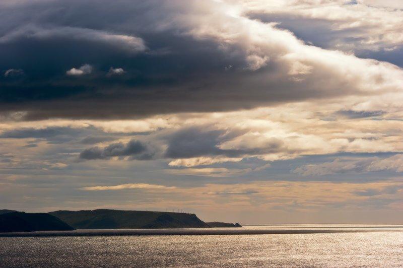 Мыс Поворотный, Японское море Майские картинки, природа, фото