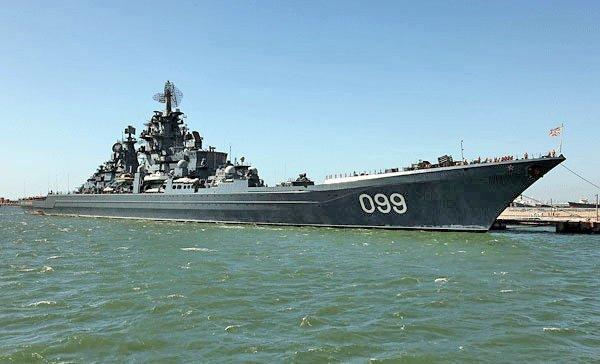 1. «Петр Великий» интересно, подборка, россия, флот, фото