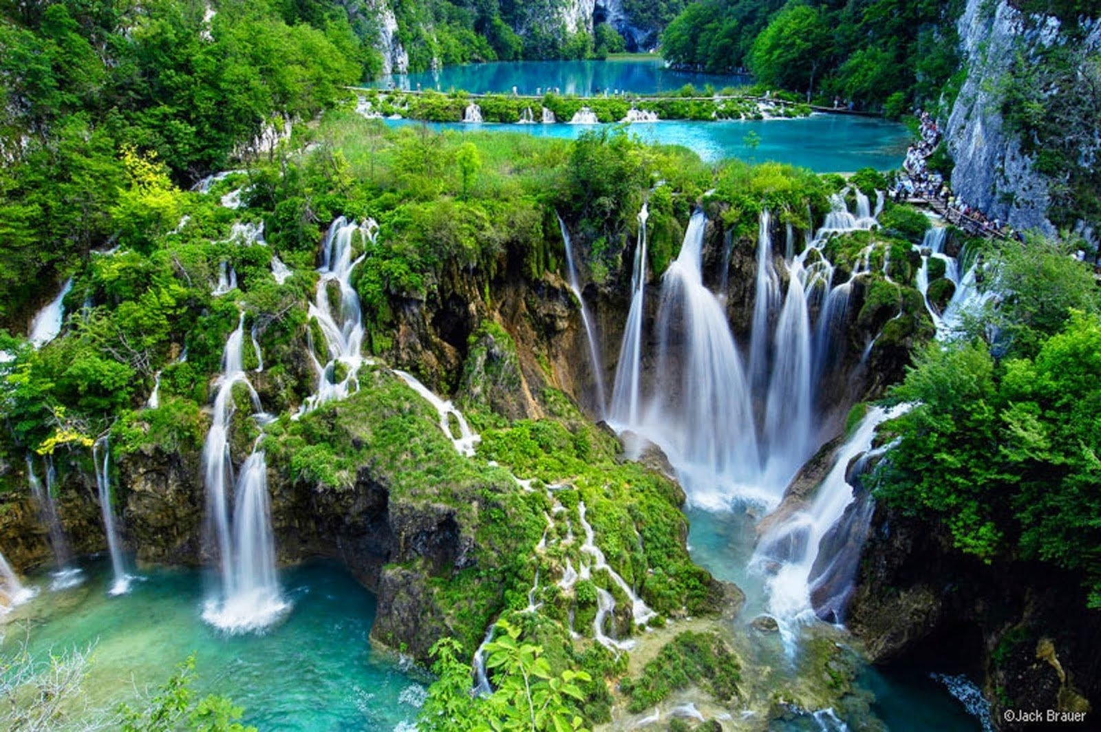 Плитвицкие озера, Хорватия красивые места, мир, природа, путешествия, сказка
