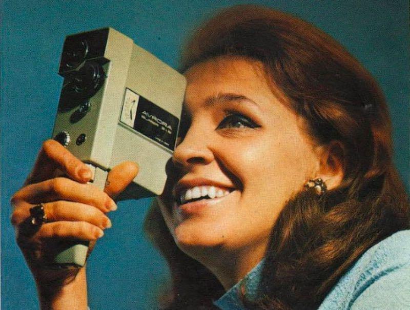 """""""Аврора"""" — одна из первых любительских видеокамер. 1980 год СССР, гаджет, история, стиралка, техника, факты"""