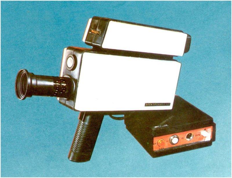 """""""Электроника-821"""" — видеокамера для любителей, 1985 год СССР, гаджет, история, стиралка, техника, факты"""
