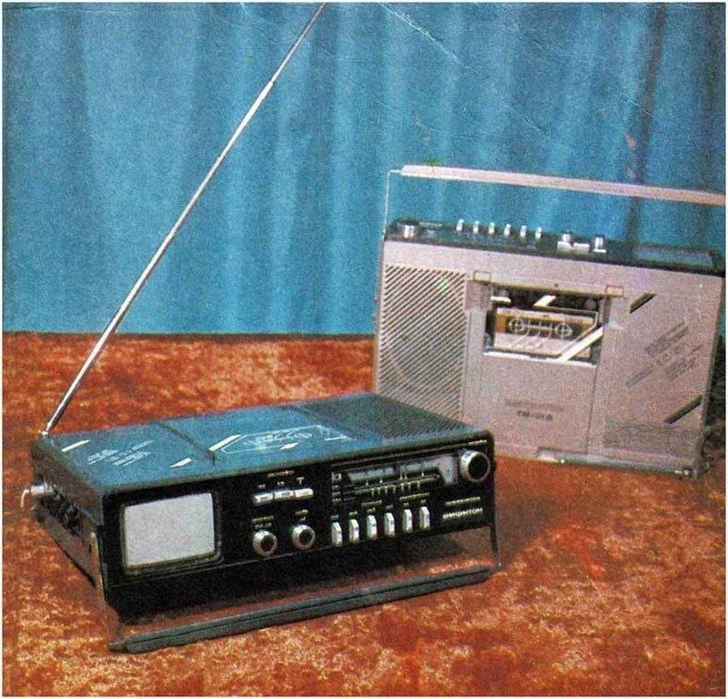 """""""Амфитон ТМ-01"""" умел проигрывать аудиокассеты и служить радиоприемником СССР, гаджет, история, стиралка, техника, факты"""
