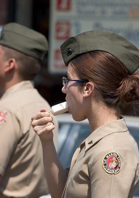 Опять США Вооружённые силы, армии, девушки, девушки в армии, пилотка, пилотки, раритет, современные пилотки