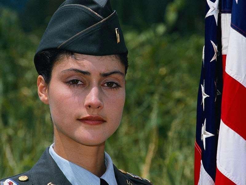 США Вооружённые силы, армии, девушки, девушки в армии, пилотка, пилотки, раритет, современные пилотки