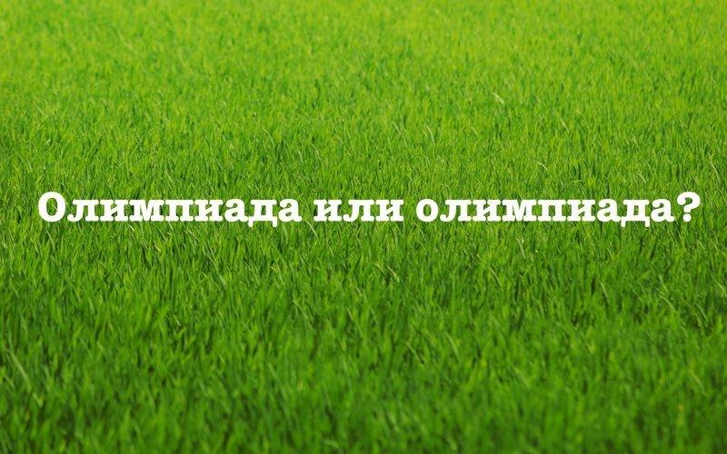 7. Как правильно: Олимпиада или олимпиада? правила русского языка, русский язык, строчная и прописная буквы
