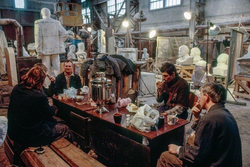 90-е. Было весело и страшно Ельцин, девяностые, россия
