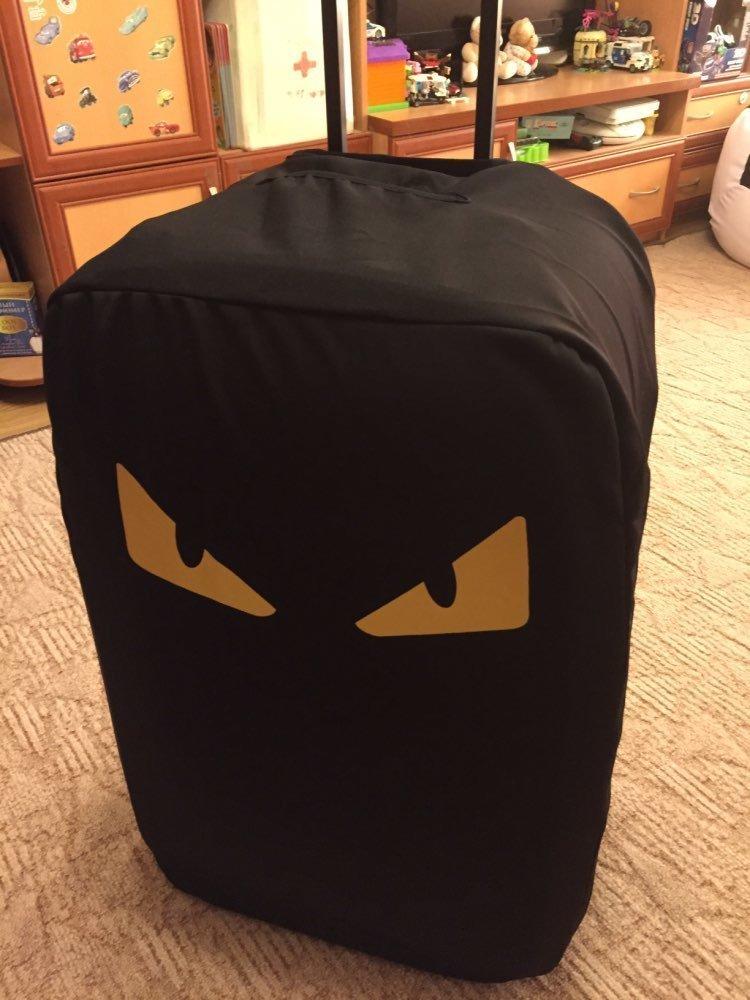Еще один стильный чехол для чемодана aliexpress, покупка, прикол, продажа, путешествие, чемодан, чехол, юмор