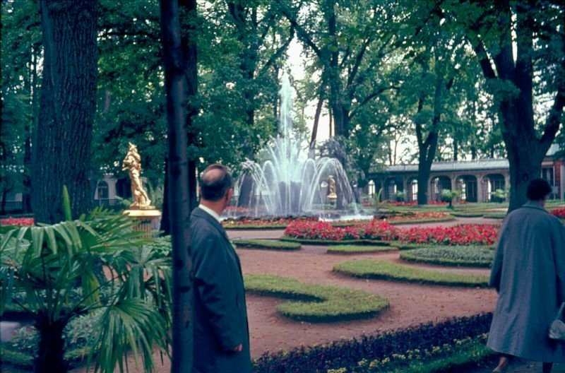 Парк 60-е, СССР, ленинград, ностальгия, советский союз