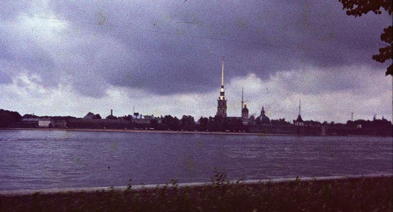 Петропавловская крепость 60-е, СССР, ленинград, ностальгия, советский союз