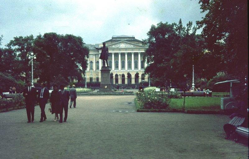 Русский музей 60-е, СССР, ленинград, ностальгия, советский союз