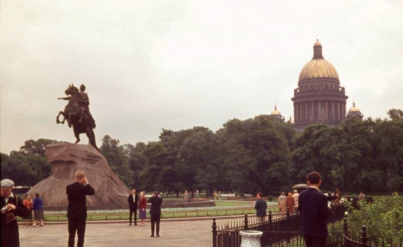 Исаакиевский собор 60-е, СССР, ленинград, ностальгия, советский союз
