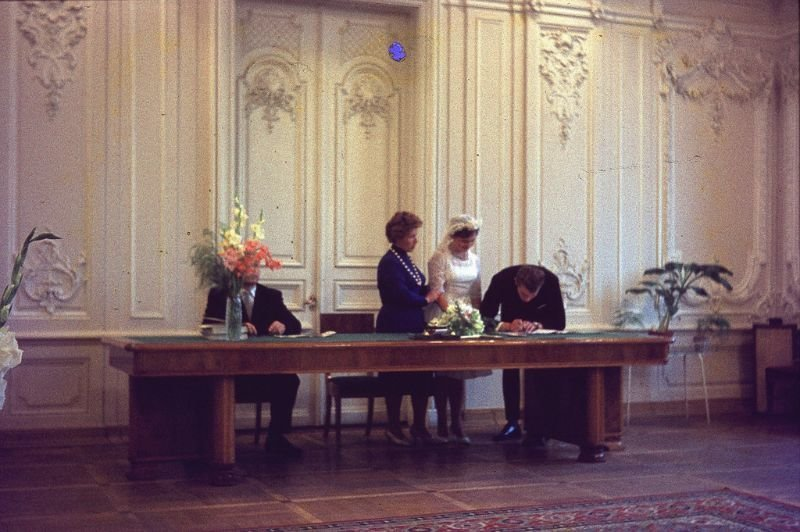 Свадьба 60-е, СССР, ленинград, ностальгия, советский союз