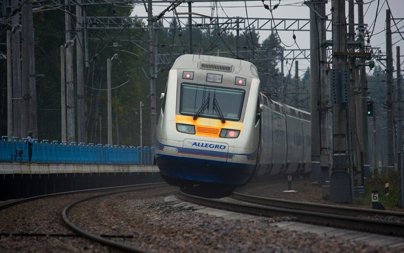 Как поворачивает поезд, ведь все колеса одинаковы и крутятся с одной скоростью? колеса, поворот, поезда