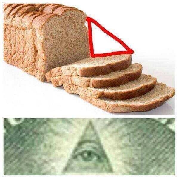 Шок - раскрыта популярность хлеба и его принадлежность к... интересное, карикатуры, талантливо, хлеб, юмор. смешное
