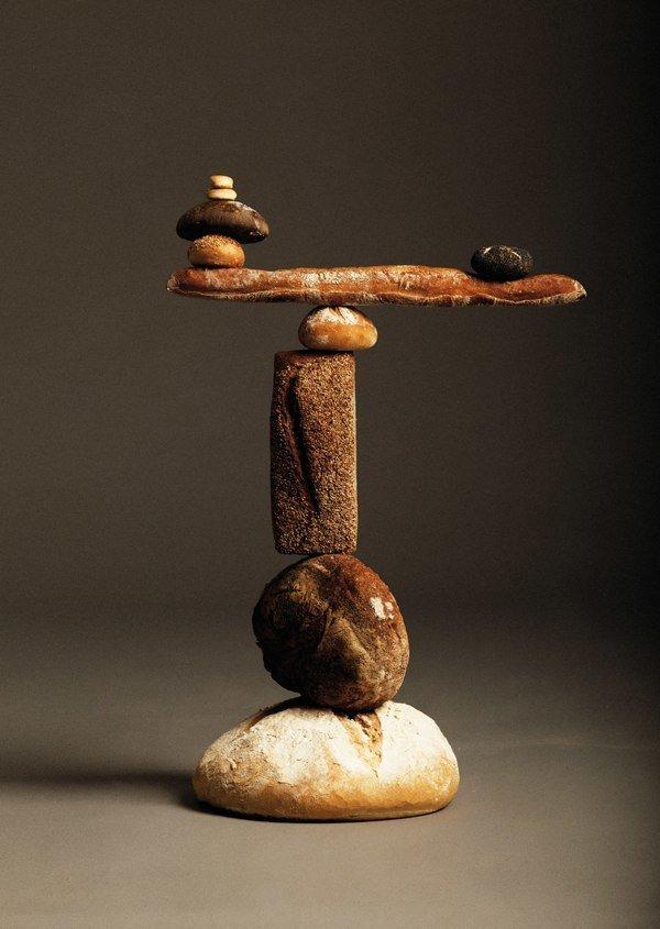 Лучший баланс в твоей жизни интересное, карикатуры, талантливо, хлеб, юмор. смешное