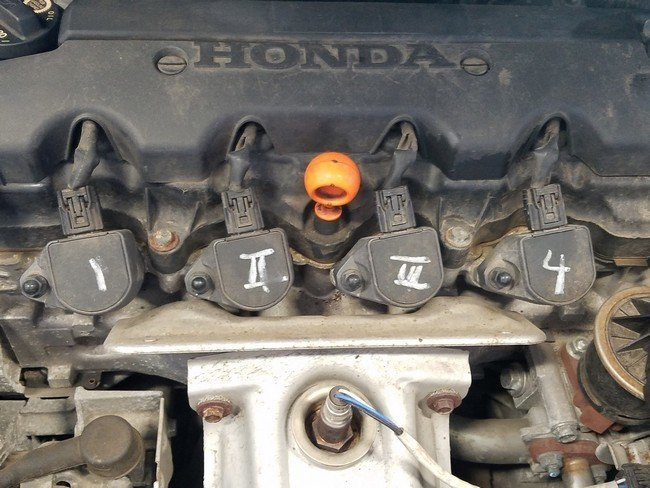 12. Когда забыл, как пишется римская цифра IV авто, автомеханик, гараж, прикол, ремонт, юмор