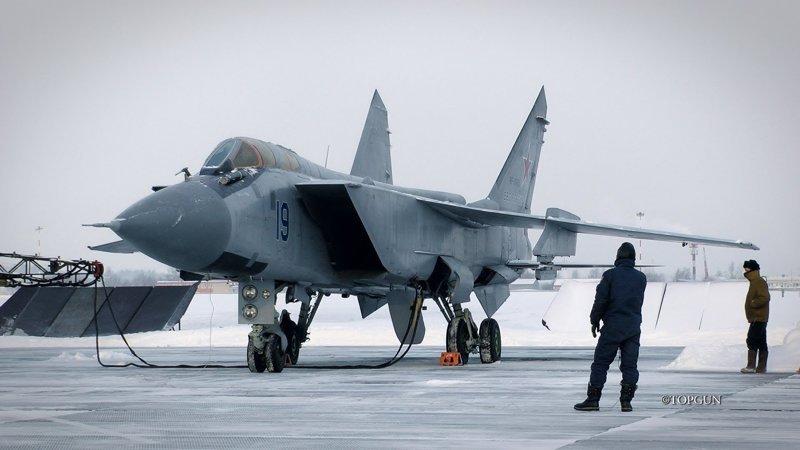 МиГ-31 миг, самолёты, фоторепортаж