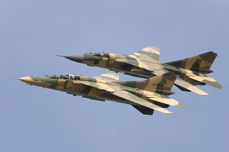 МиГ-23 миг, самолёты, фоторепортаж