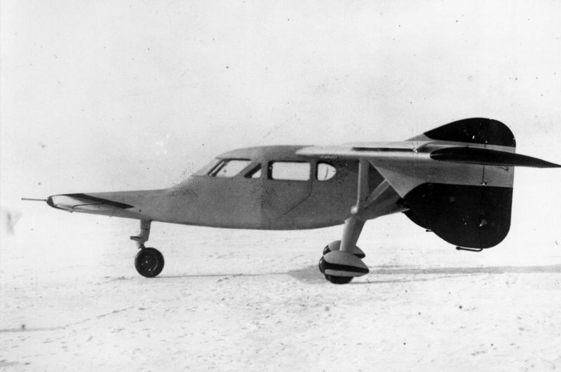 МиГ-8 миг, самолёты, фоторепортаж