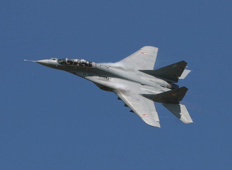 МиГ-29  миг, самолёты, фоторепортаж