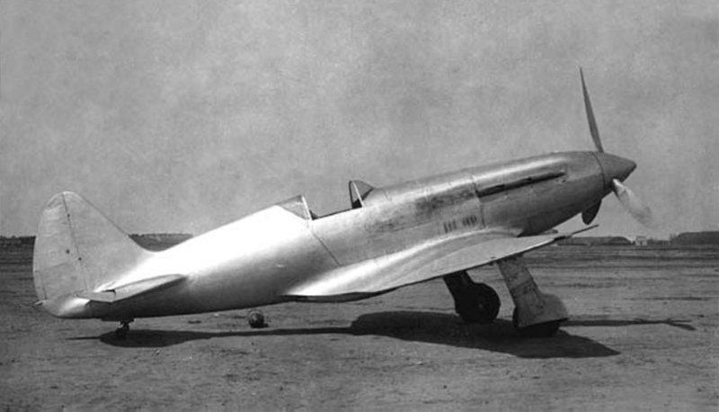 МиГ-1  миг, самолёты, фоторепортаж