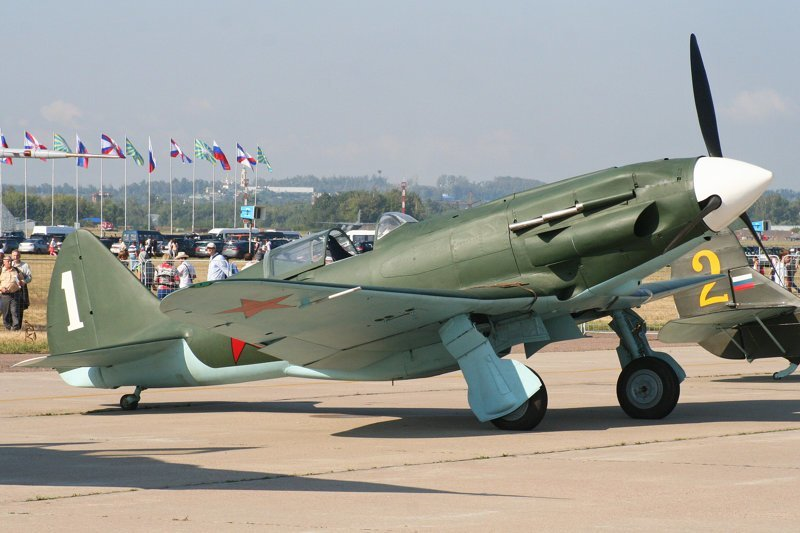 МиГ-3 миг, самолёты, фоторепортаж