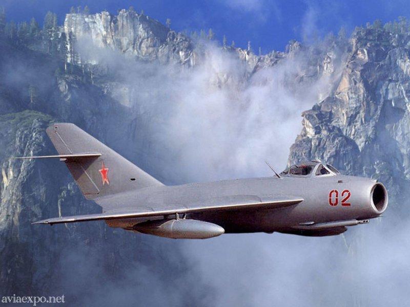 МиГ-17  миг, самолёты, фоторепортаж