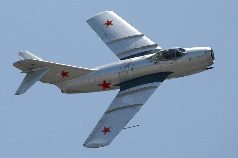 МиГ-15 миг, самолёты, фоторепортаж