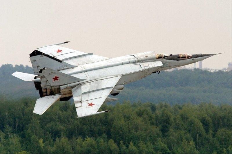 МиГ-25  миг, самолёты, фоторепортаж