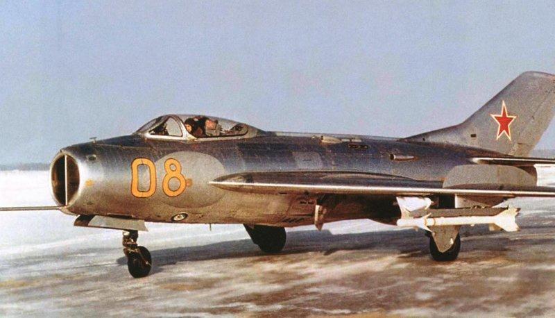 МиГ-19  миг, самолёты, фоторепортаж