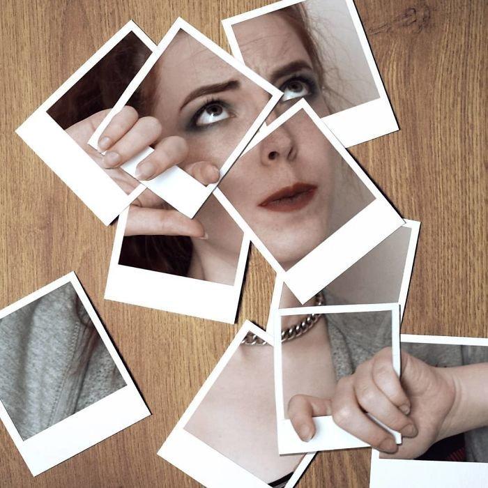 21. автопортреты, композиция, россиянка, талантливая, фотограф, фотоманипуляции, фотомонтаж, фотошоп