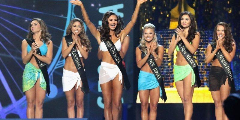 В конкурсе «Мисс Америка» больше не будет полуголых девушек ynews, америка, девушки, интересное, конкурс красоты, фото