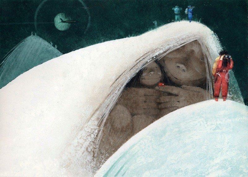 Игорь Олейников: российский гений книжной иллюстрации игорь олейников, иллюстрации, искусство, книги, рисунки