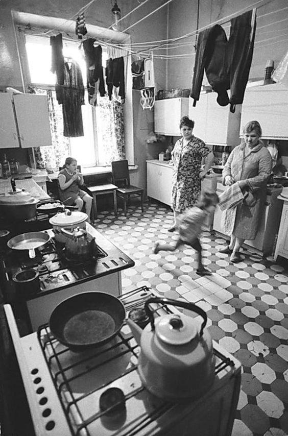 И немного кухонной ностальгии всячина, интересное, история, кухня, плита, факты