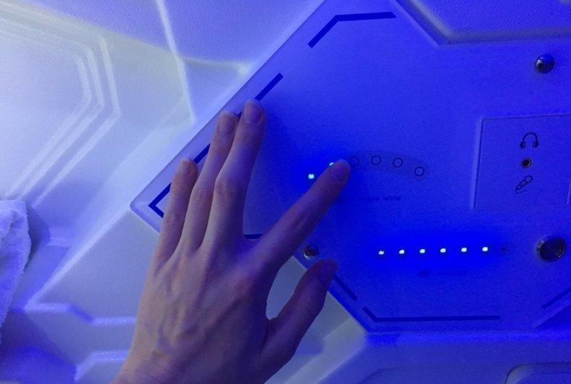 К ЧМ-2018 в Екатеринбурге открыли первый капсульный отель ynews, екатеринбург, капсульный отель, мундиаль, чм-2018