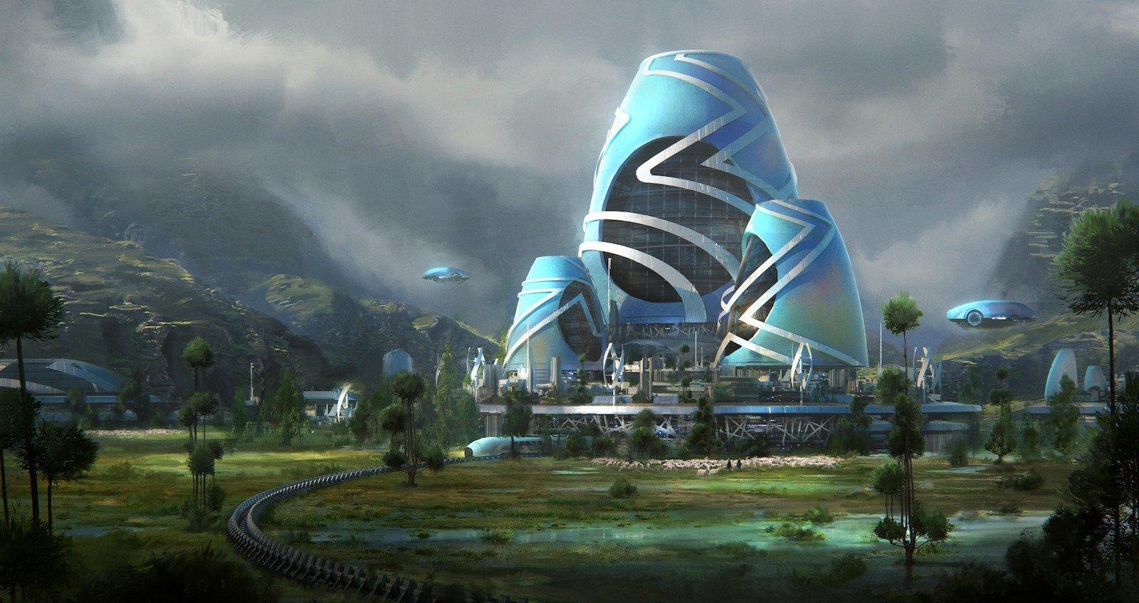 Город Будущего Понно