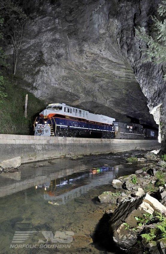 Норфолк, Вирджиния интересное, красота, тоннели, удивительное, факты