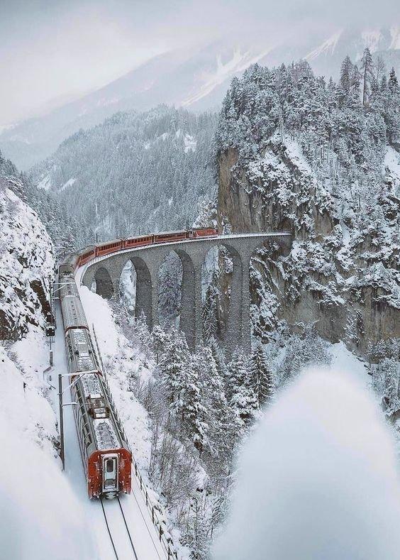 Невероятные тоннели - страшные и опасные. Вы только посмотрите на это! интересное, красота, тоннели, удивительное, факты