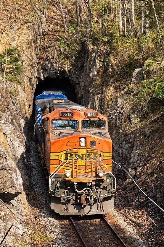 Вирджиния интересное, красота, тоннели, удивительное, факты