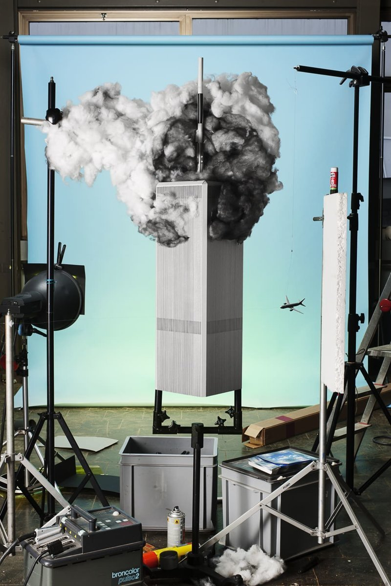 Террористические акты 11 сентября 2001 года искусство, исторические фото, красота, миниатюра, своими руками, художники