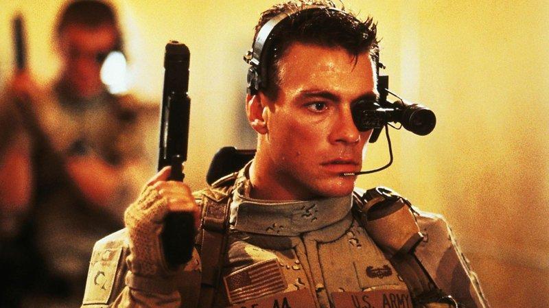 Универсальный солдат (1992) боевики, выходной, залипалово, кино, фильмы