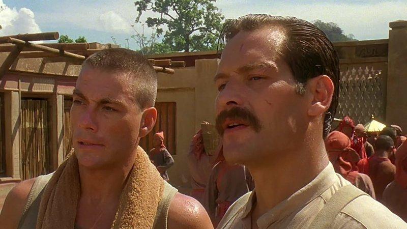 В поисках приключений (1996) боевики, выходной, залипалово, кино, фильмы