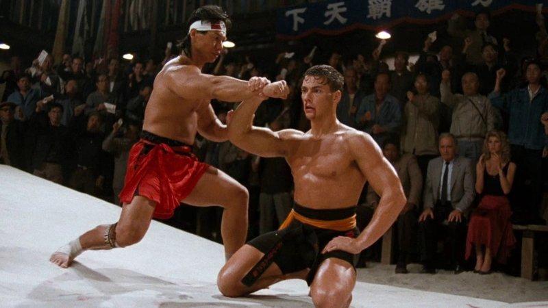 Кровавый спорт (1988) боевики, выходной, залипалово, кино, фильмы