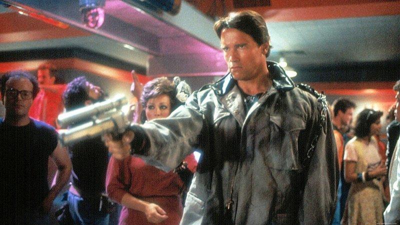 Оригинальная дилогия «Терминатор» (1984, 1985) боевики, выходной, залипалово, кино, фильмы