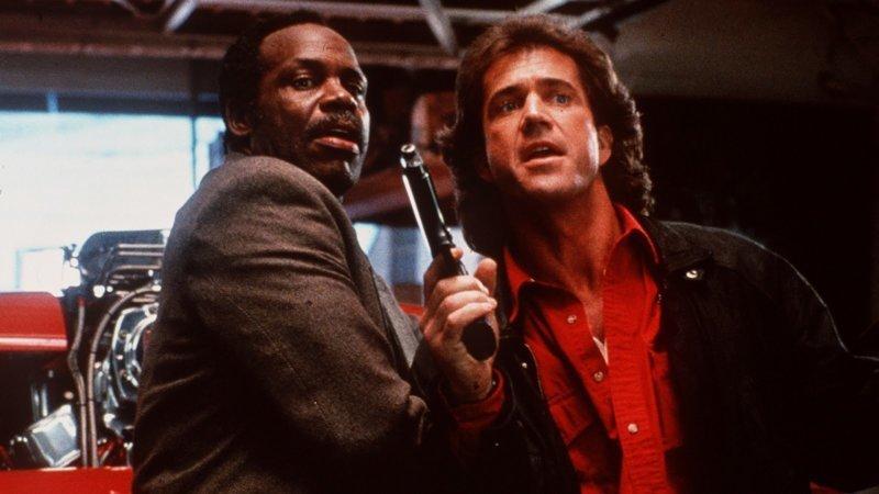 Смертельное оружие (1987) боевики, выходной, залипалово, кино, фильмы