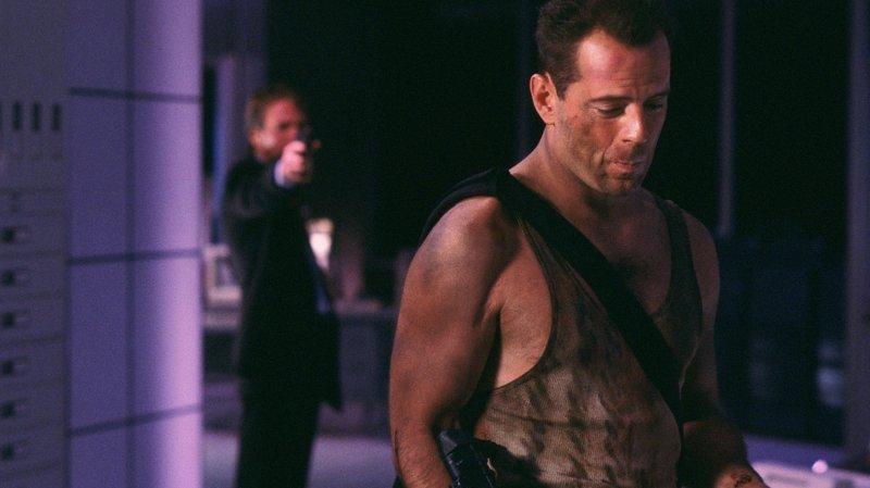 Крепкий орешек (1988) боевики, выходной, залипалово, кино, фильмы