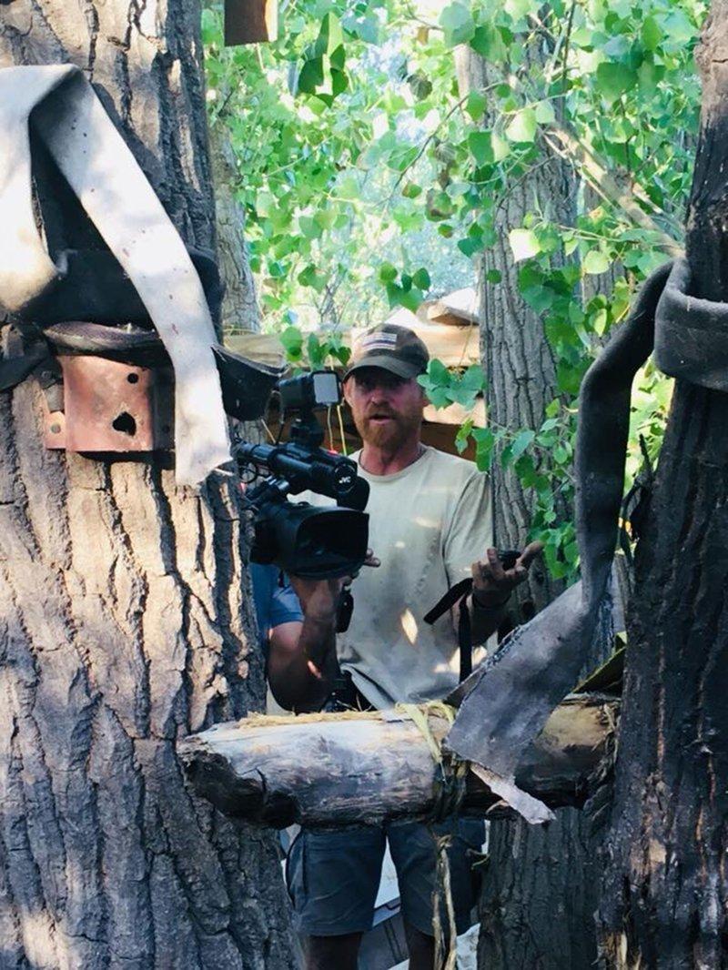 Самый страшный детский лагерь нашелся в Аризоне дети, кошмар, находка, новости, страх, торговля людьми