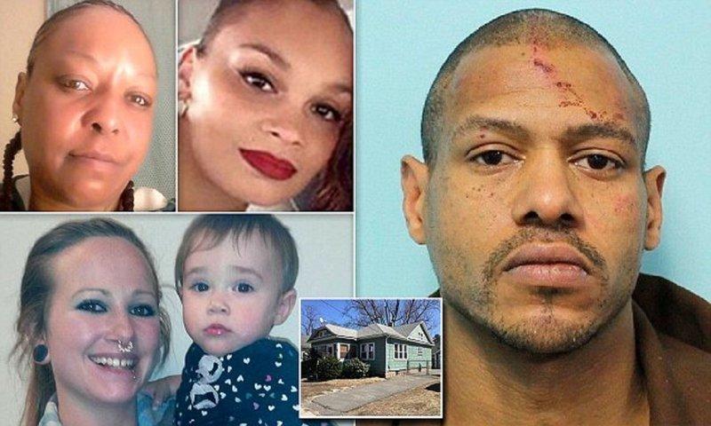 Еще один маньяк из одноэтажной Америки ynews, дом маньяка, маньяк, массачусетс, новости, спрингфилд, убийца, чрезвычайное происшествие
