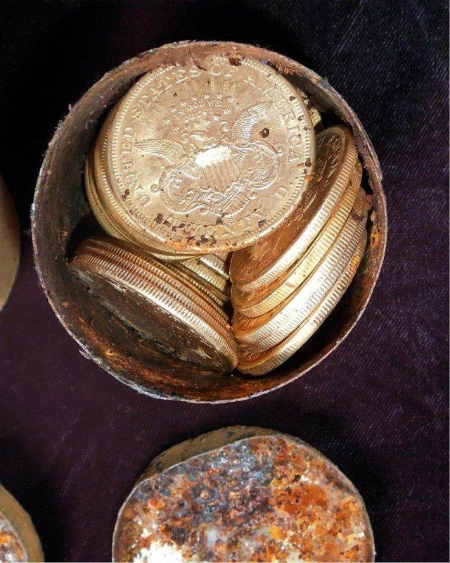 Миллионы под ногами, новая серия: сокровища и клады Клады, интересно, история, сокровище